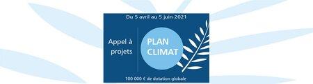 [APPEL A PROJETS PLAN CLIMAT] 100 000 € pour financer les projets en faveur du territoire