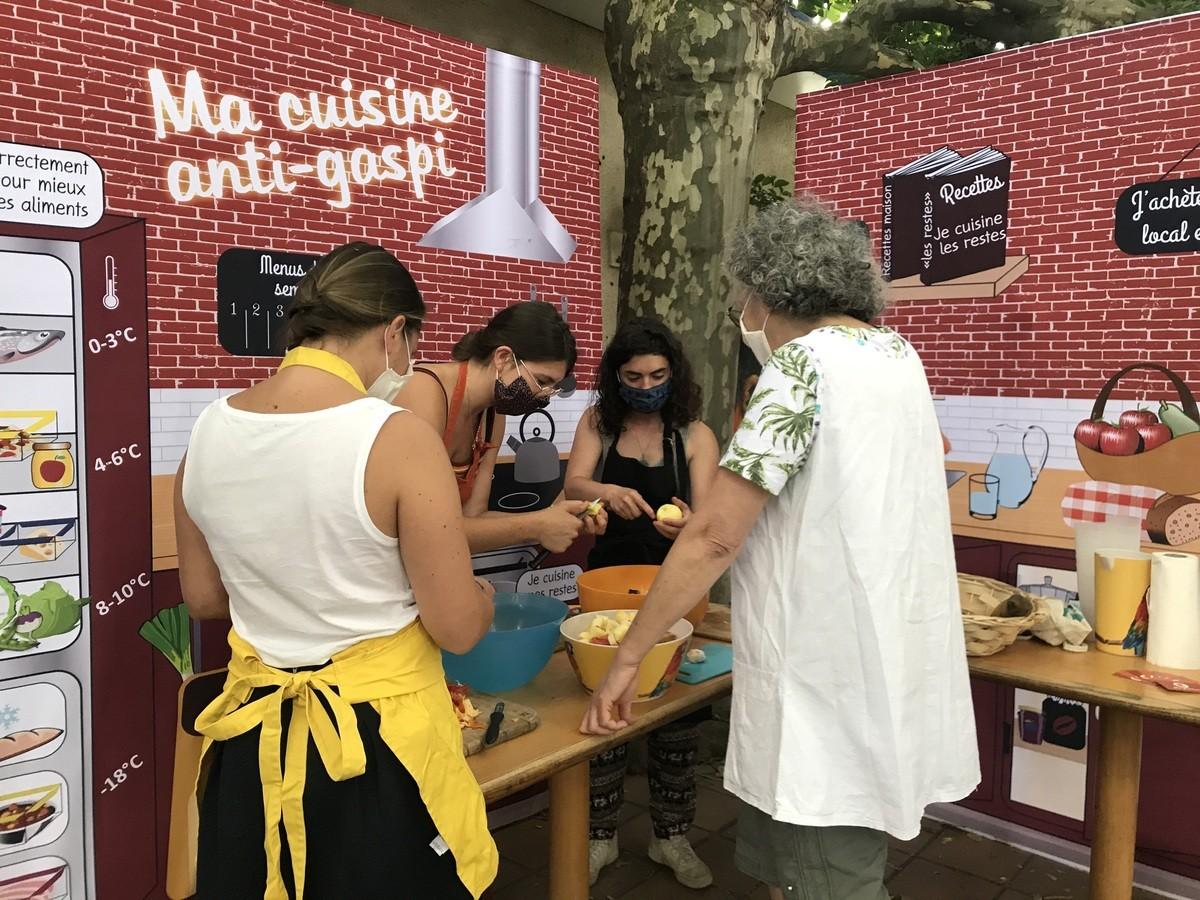 Publication d'une nouvelle initiative : goûter antigaspi par Pro-Portion
