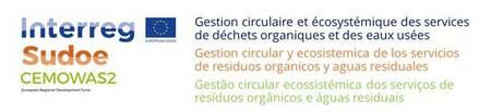 Valoriser les eaux usées et résidus organiques - Synthèse du projet européen CEMOWAS² les 21 et 22-09-2021