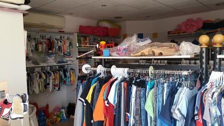 Le bazar de Tepahua, valoriser l'achat de seconde main des articles de puériculture et vêtements enfants