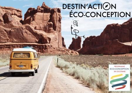 Destin'Action Eco-conception : A la découverte de l'éco-conception !