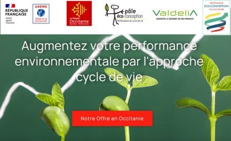 Un nouveau nom pour le programme Eco-Conception en Occitanie : OcciMore !