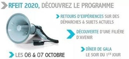 Retour les Rencontres Francophones de l'Ecologie Industrielle et Territoriale