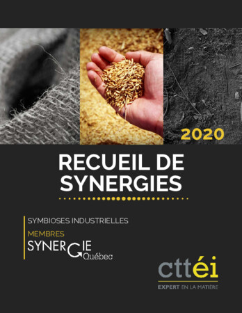 Recueil des synergies - Symbioses industrielles - CTTEI