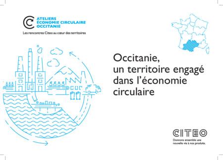 Occitanie, un territoire engagé dans l'économie circulaire