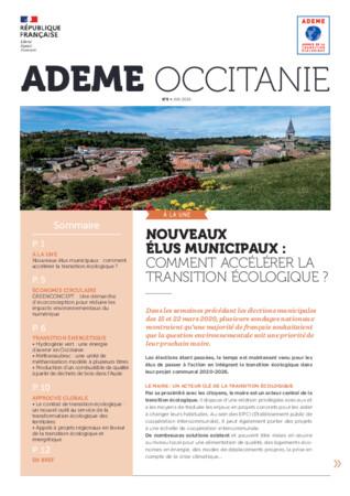 Magazine ADEME & Vous en Occitanie n°8 - Juin 2020