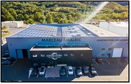 Autoconsommation photovoltaïque dans une entreprise de mécanique industrielle