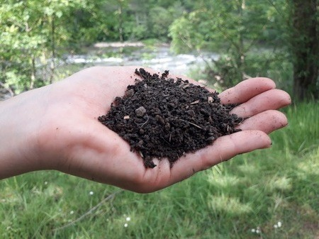 200kg/semaine de biodéchets recyclés par un bataillon de vers de terre!
