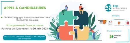 Appel à projets TPM PME et économie circulaire