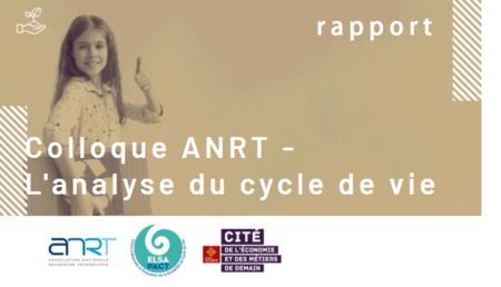 Synthèse du colloque « Science, Innovation et Société » de l'ANRT