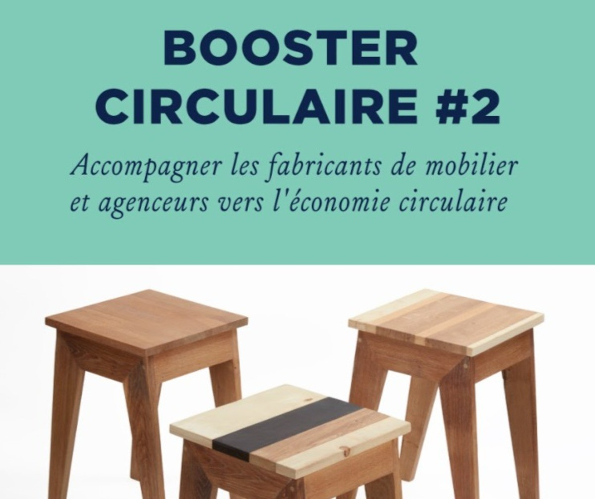 Appel à candidatures - Booster circulaire #2