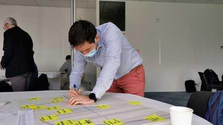 SAPOVAL, une jeune entreprise innovante du secteur Assainissement / Déchets / Environnement