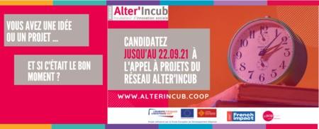 Appel à Projets : Alter'Incub Occitanie