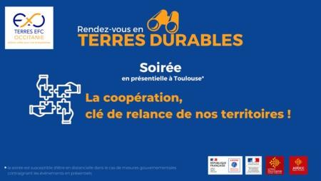 Soirée 26 mai - La coopération, clé de relance de nos territoires !
