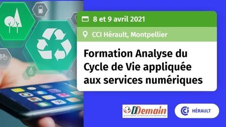 Formation Analyse du Cycle de Vie appliquée aux services numériques